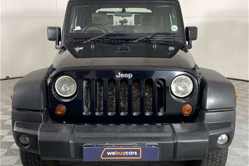 Used 2009 Jeep Wrangler 3.8L Rubicon