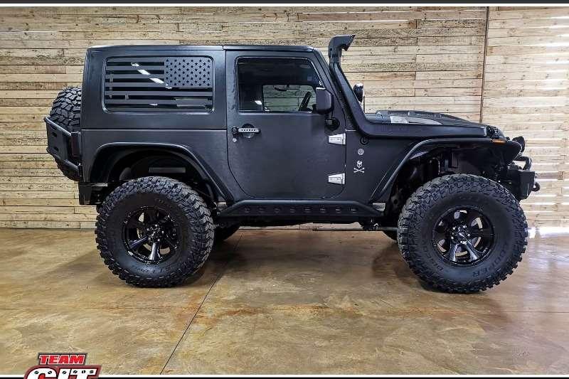Jeep Wrangler 3.8L Rubicon 2010