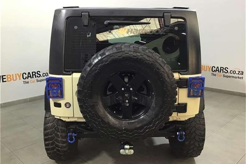 Jeep Wrangler 3.8L Rubicon 2011