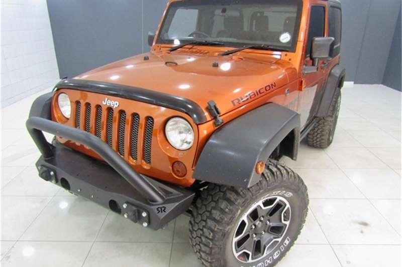 Jeep Wrangler 3.8L Rubicon 2012