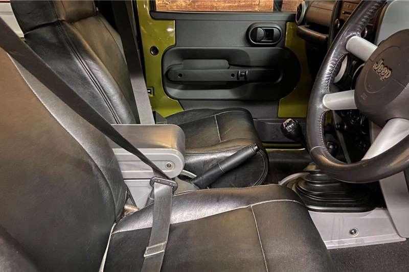 Jeep Wrangler 3.8L Sahara 2007