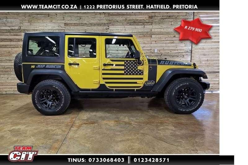 Jeep Wrangler 3.8L Sahara 2011