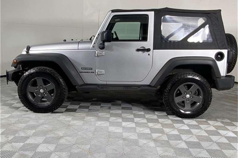 Used 2011 Jeep Wrangler 3.8L Sahara