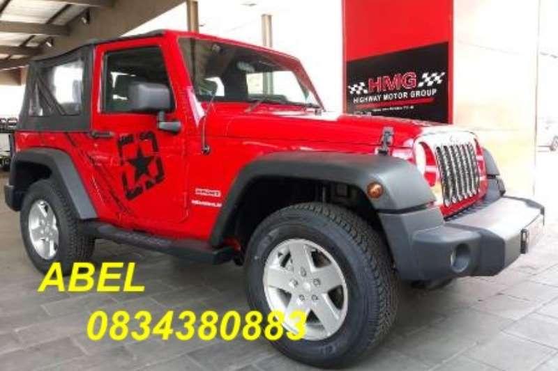 Jeep Wrangler 3.8L Sport 2010
