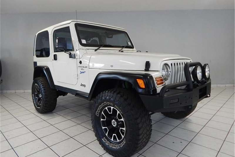 Got a specific Jeep Wrangler 4.0 model in mind?