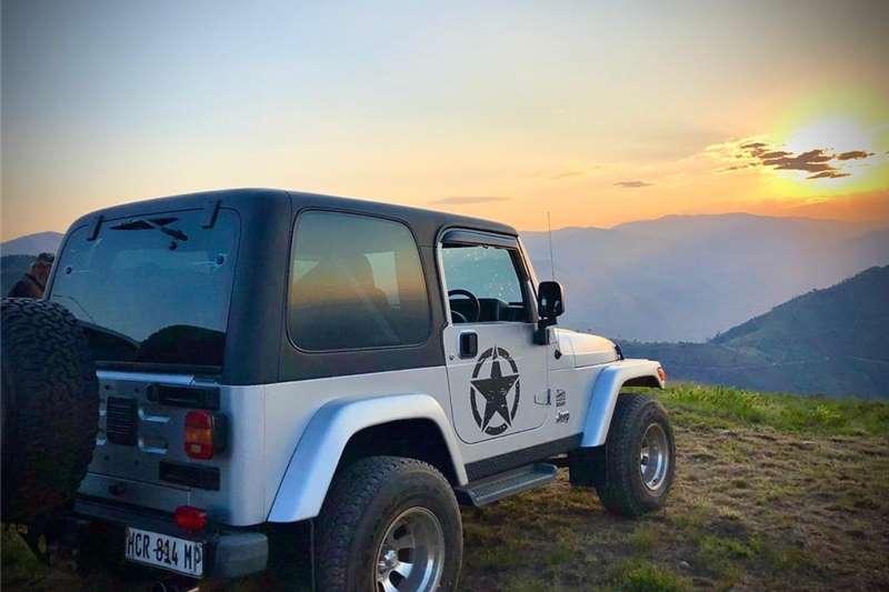 Jeep Wrangler 4.0L Sahara 2006