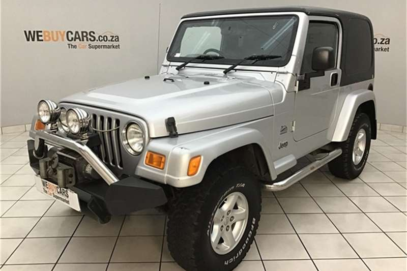 Jeep Wrangler Cars for sale in South Africa | Auto Mart