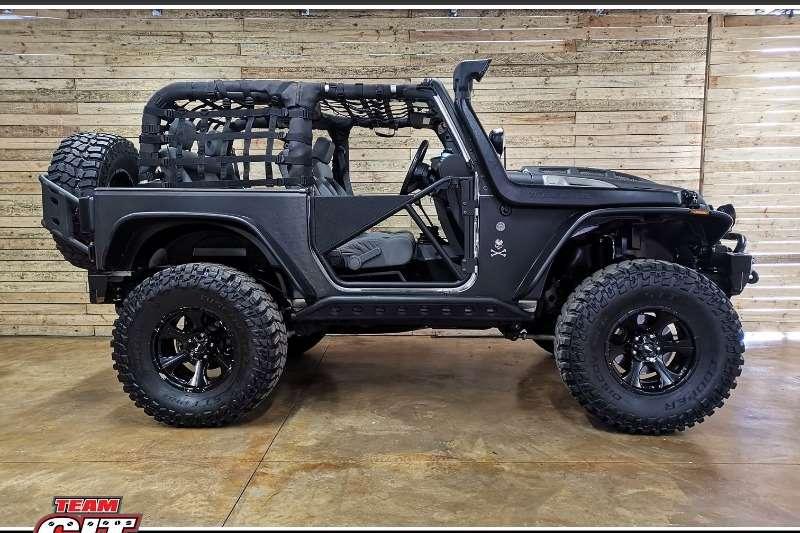 2010 Jeep Wrangler 3.8L Rubicon