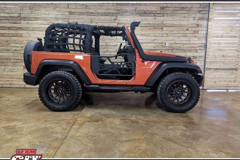2011 Jeep Wrangler 3.8L Sahara