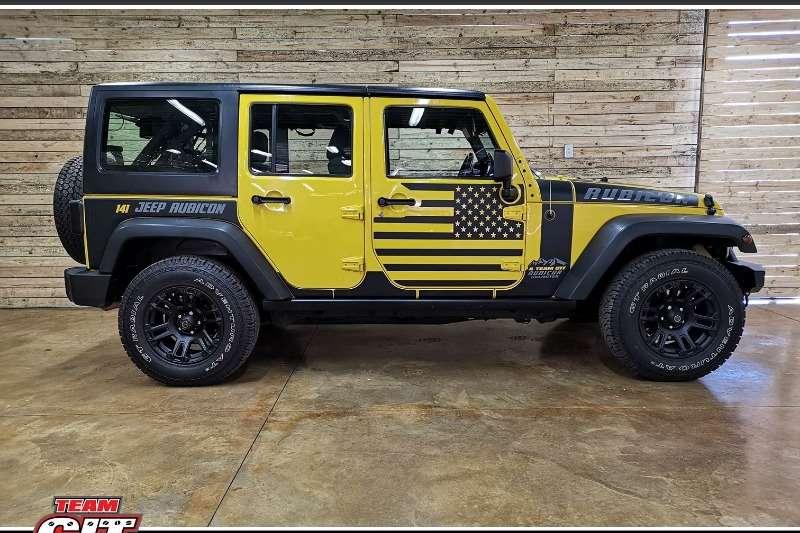 2011 Jeep Wrangler Unlimited 3.8L Rubicon
