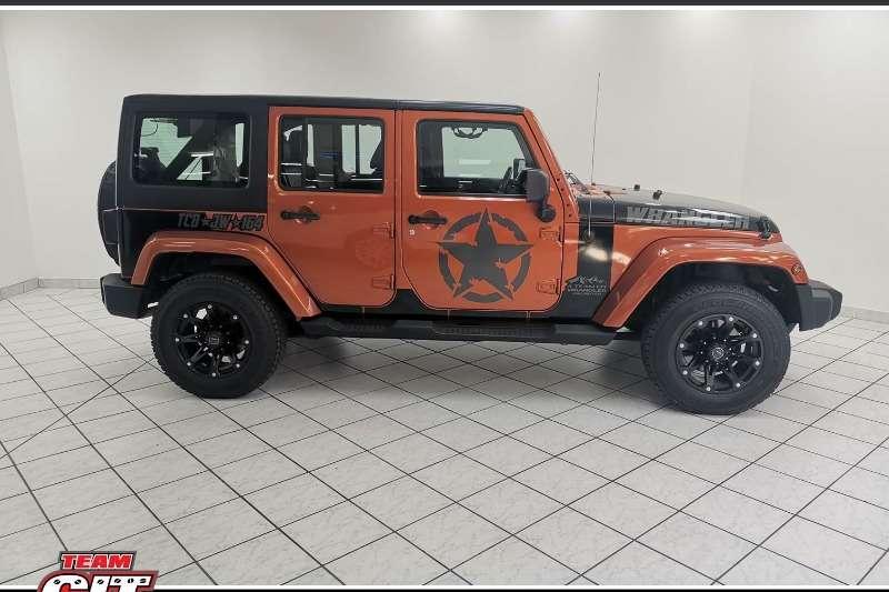 2011 Jeep Wrangler Unlimited 3.8L Sahara