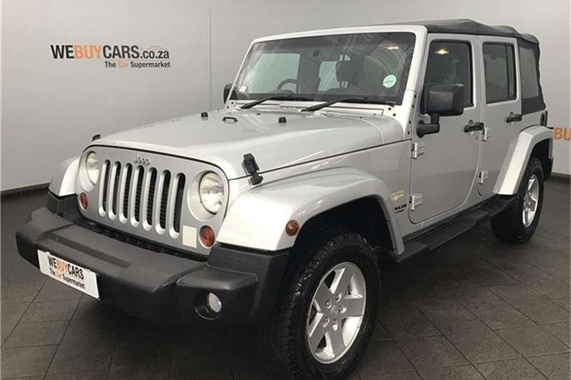 2011 Jeep Wrangler Unlimited 2.8CRD Sahara