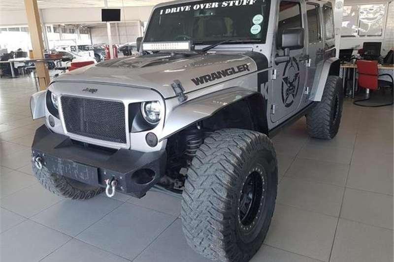 2013 Jeep Wrangler Unlimited 3.8L Sahara