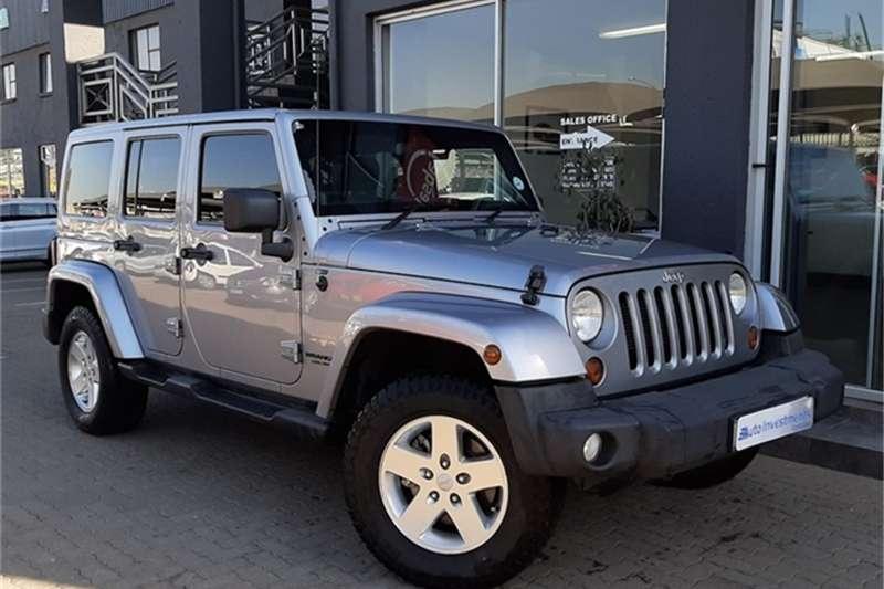2013 Jeep Wrangler Unlimited 3.6L Sahara