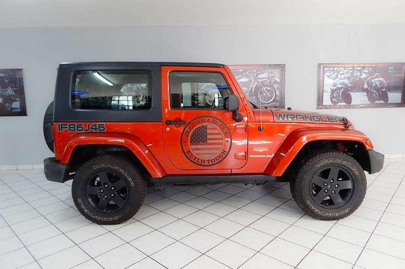 2009 Jeep Wrangler 3.8L Sahara