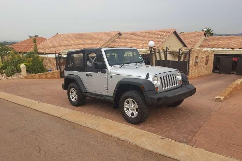 2010 Jeep Wrangler 3.8L Sahara