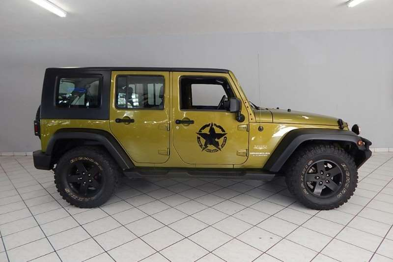 2009 Jeep Wrangler Unlimited 3.8L Sahara