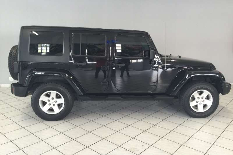 2011 Jeep Wrangler Unlimited 3.8L Sahara