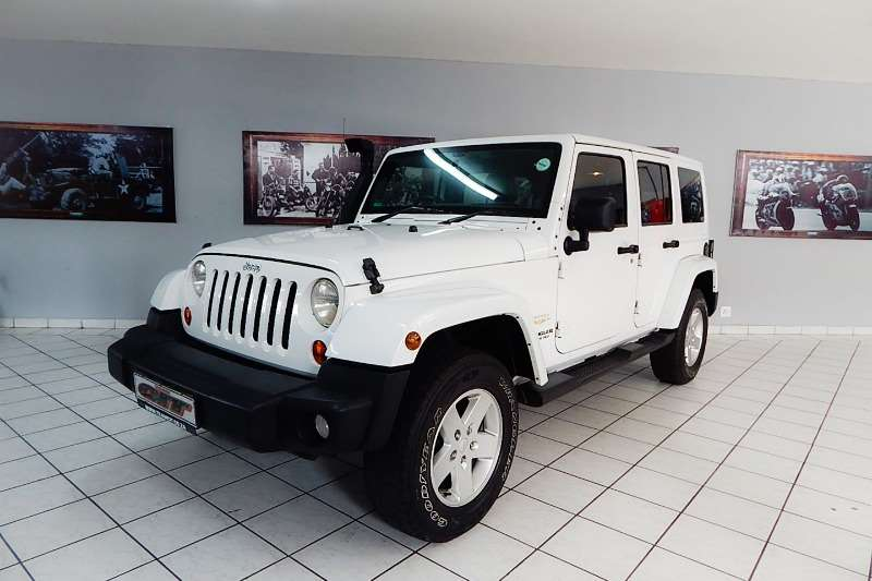 2012 Jeep Wrangler Unlimited 3.6L Sahara