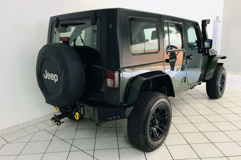 2011 Jeep Wrangler Unlimited 2.8CRD Sahara