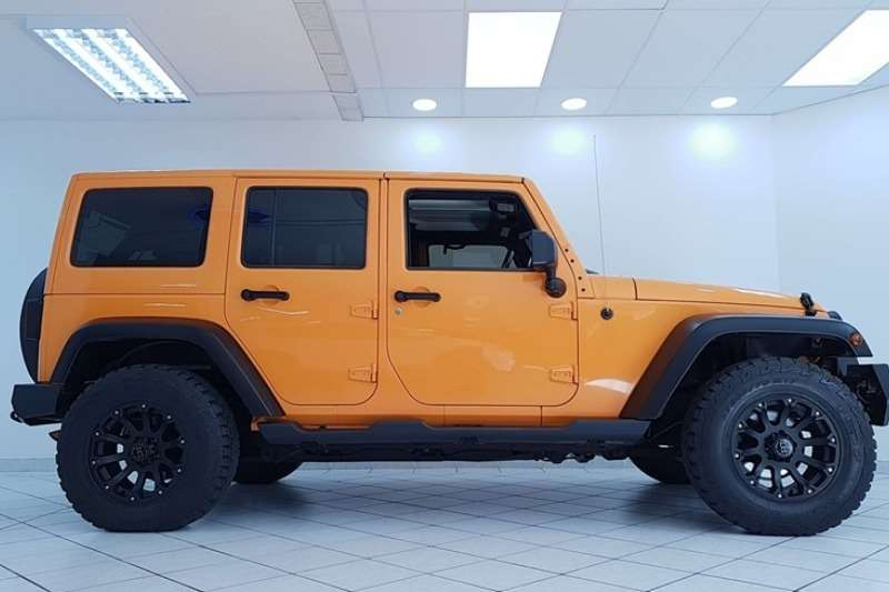 2013 Jeep Wrangler Unlimited 2.8CRD Sahara
