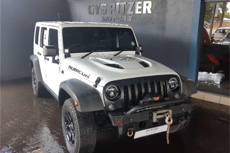 2015 Jeep Wrangler Unlimited 3.6L Rubicon