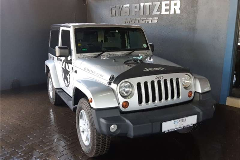 2009 Jeep Wrangler 3.8L Rubicon