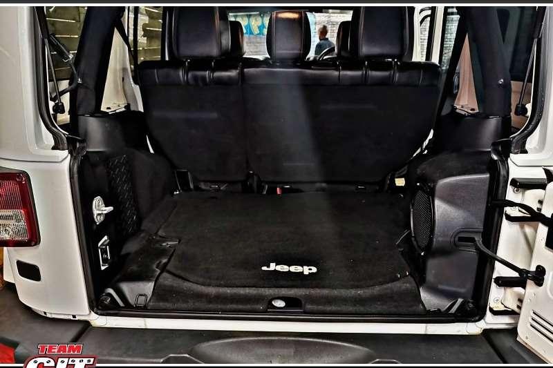 2012 Jeep Wrangler 3.6L Sahara