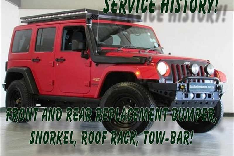 2007 Jeep Wrangler Unlimited 2.8CRD Sahara