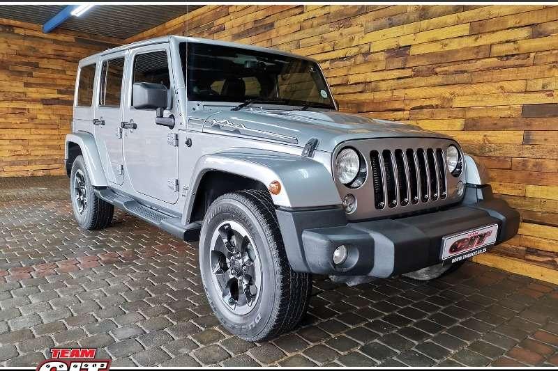 2014 Jeep Wrangler 3.6L Polar Edition