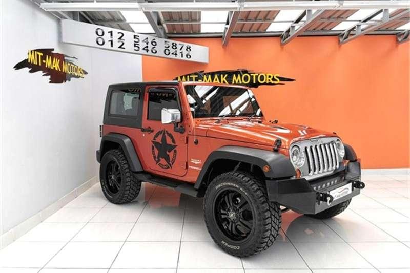 2009 Jeep Wrangler 2.8CRD Sahara