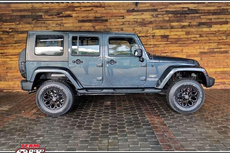 2007 Jeep Wrangler 3.8L Sahara