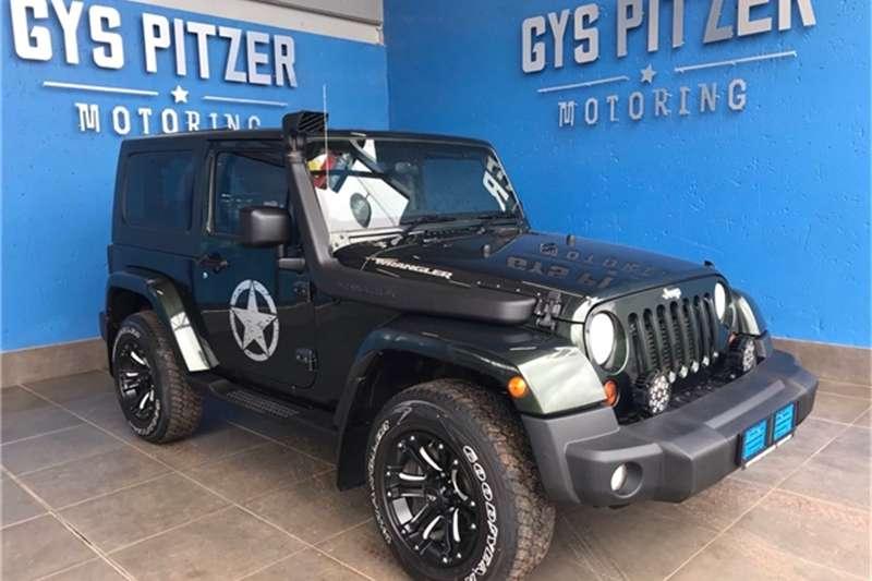 2011 Jeep Wrangler 2.8CRD Sahara