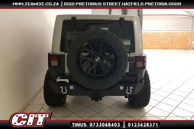 2017 Jeep Wrangler Unlimited 2.8CRD Sahara