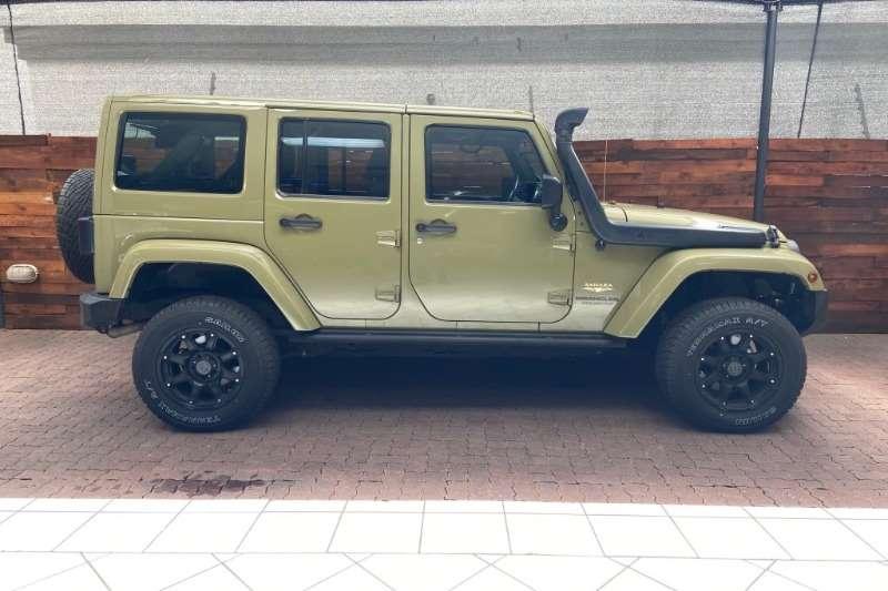2013 Jeep Wrangler 2.8CRD Sahara