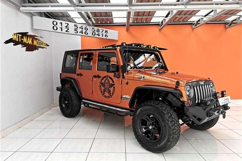 2010 Jeep Wrangler Unlimited 3.8L Rubicon