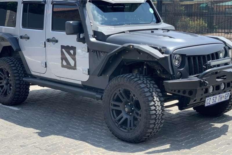 2014 Jeep Wrangler Unlimited 2.8CRD Sahara