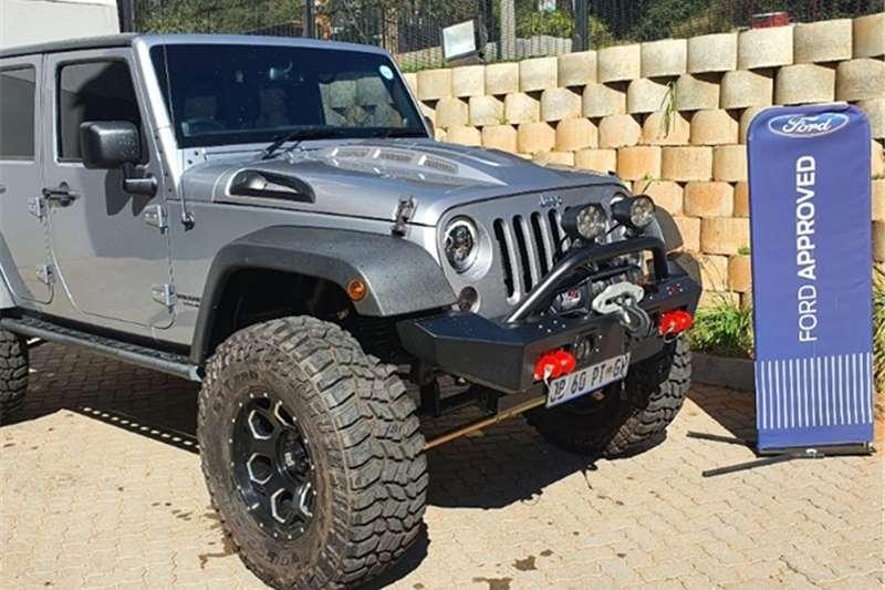 2013 Jeep Wrangler Unlimited 3.6L Rubicon