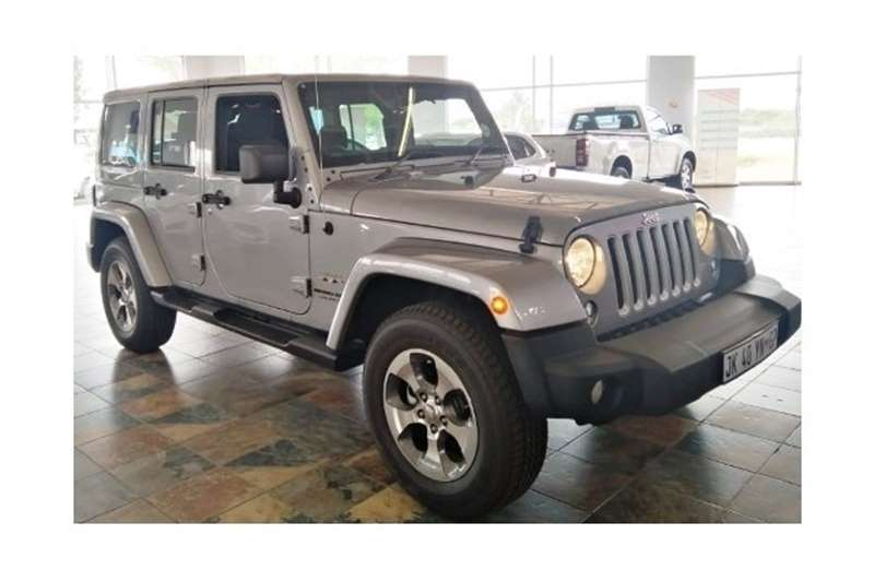 2020 Jeep Wrangler Unlimited 3.6L Sahara