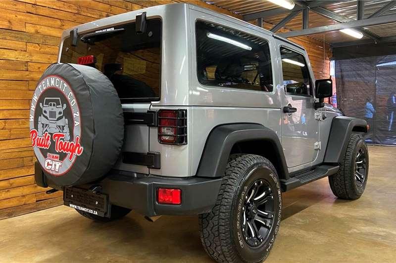 2013 Jeep Wrangler 3.6L Sahara