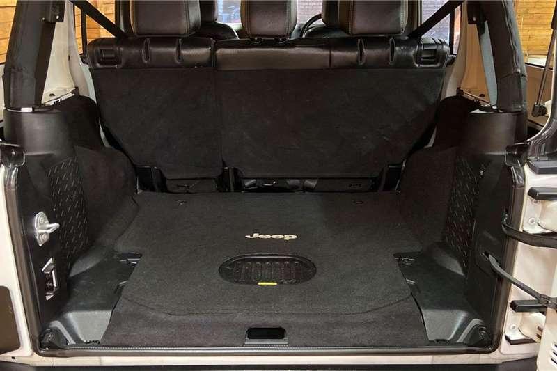 2016 Jeep Wrangler Unlimited 3.6L Rubicon