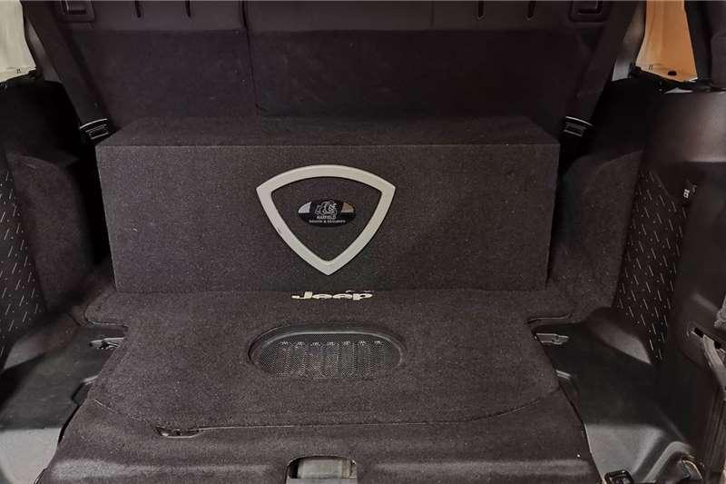 2017 Jeep Wrangler Unlimited 2.8CRD Sahara