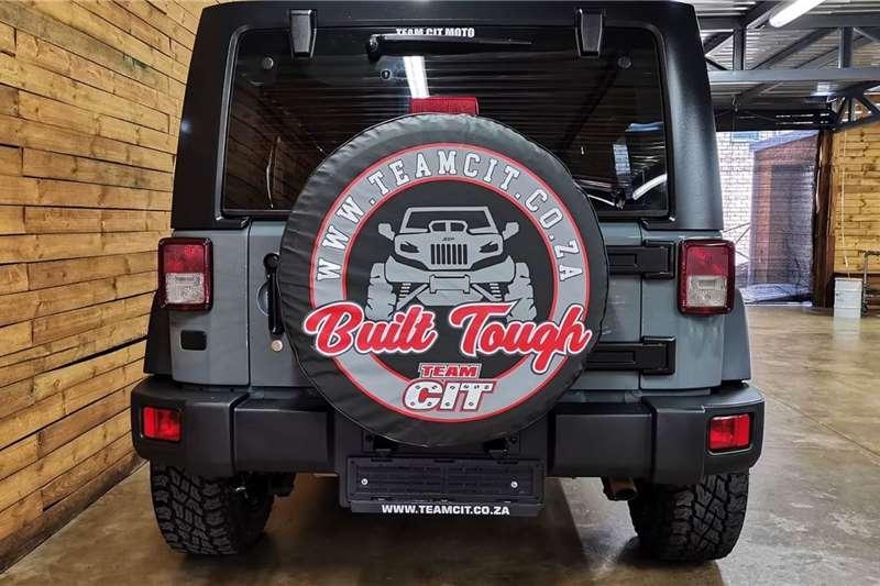 2014 Jeep Wrangler Unlimited 3.6L Rubicon
