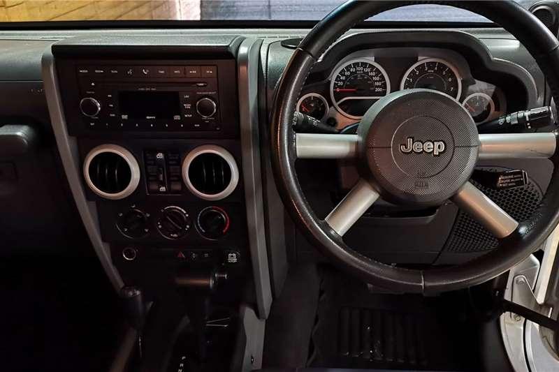 2008 Jeep Wrangler Unlimited 3.8L Sahara