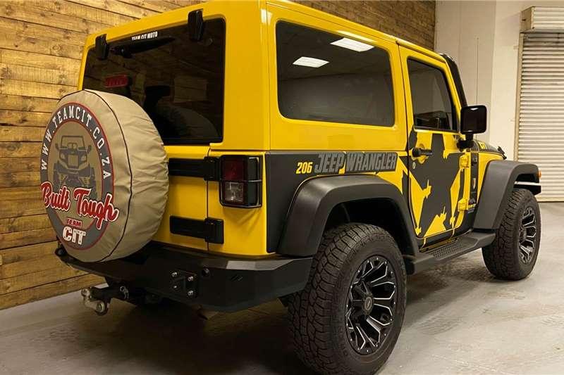 2015 Jeep Wrangler 3.6L Sahara