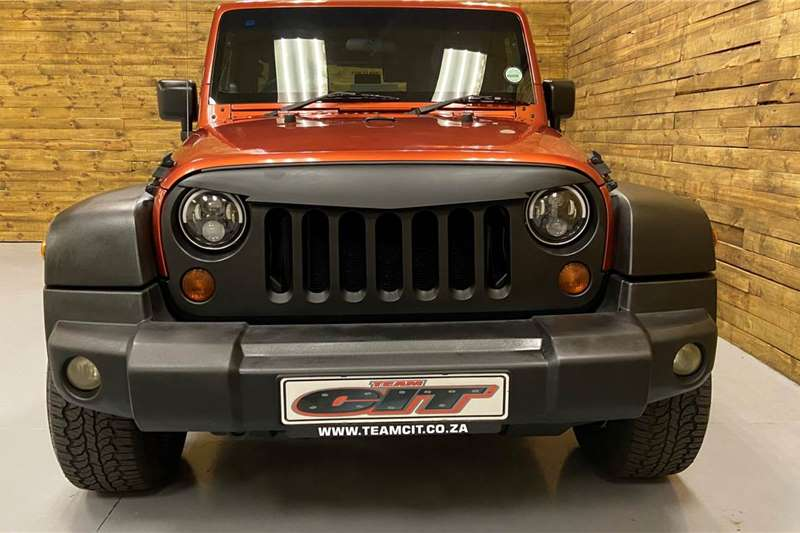 2010 Jeep Wrangler Unlimited 3.8L Rubicon