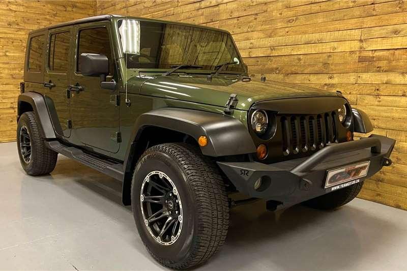 2009 Jeep Wrangler Unlimited 2.8CRD Sahara