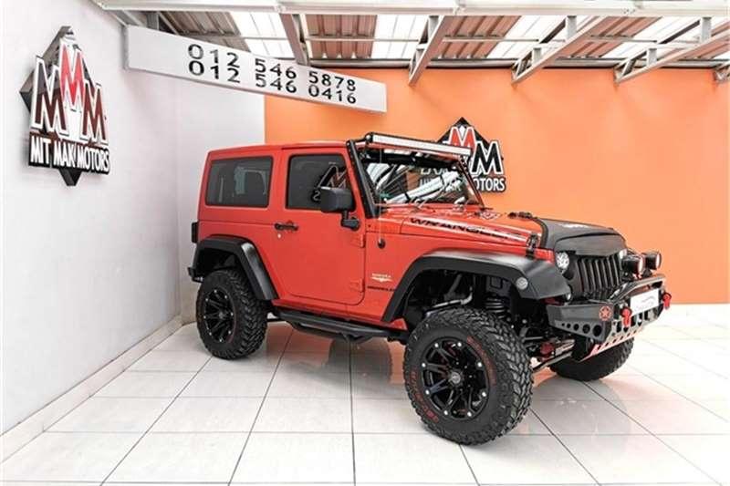 2014 Jeep Wrangler 3.6L Sahara