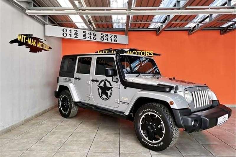 Jeep Wrangler Unlimited 2.8CRD Sahara 2009