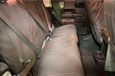 Jeep Wrangler Unlimited 2.8CRD Sahara 2010